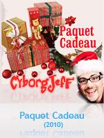Paquet Cadeau 2010