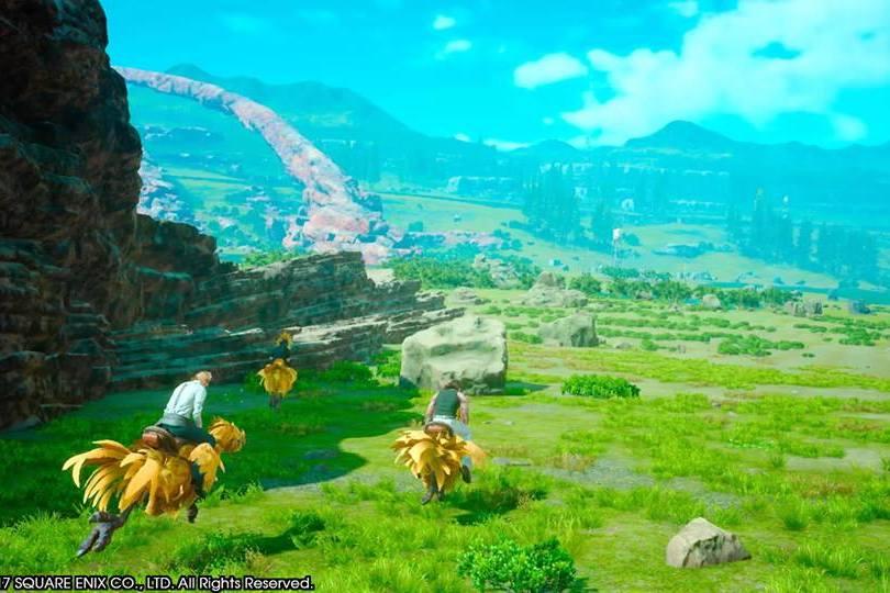 Final Fantasy XV - PS4 (Square Enix, 2016)