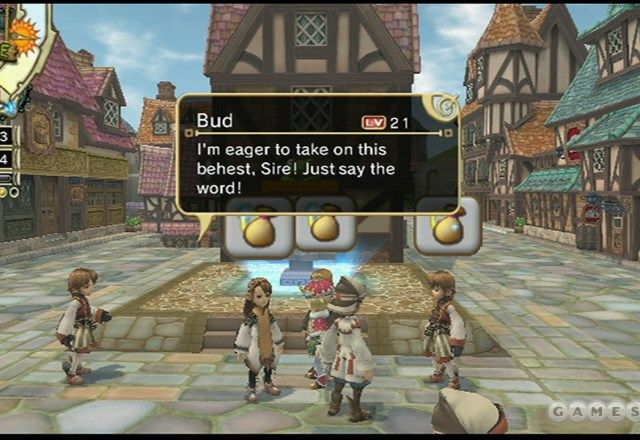 Final Fantasy: Crystal Chronicles - My Life as a King - Wii (Square Enix, 2008)
