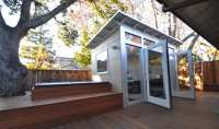 Backyard Sheds, Studios, Storage & Home Office Sheds