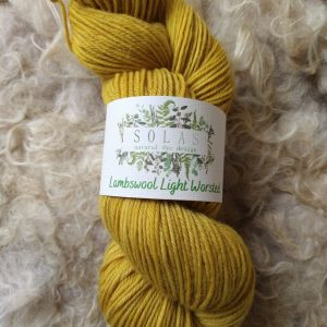 lambswool light worsted