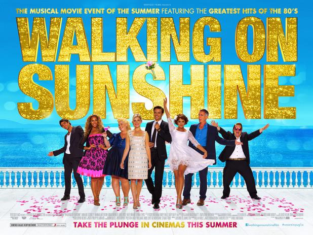 """Musical """"Walking on SUnshine"""""""