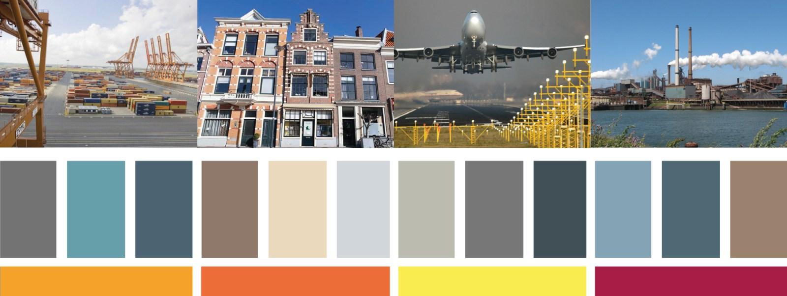 omgevingsdienst kleuren