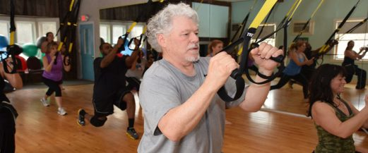 TRX group fitness Stowe VT