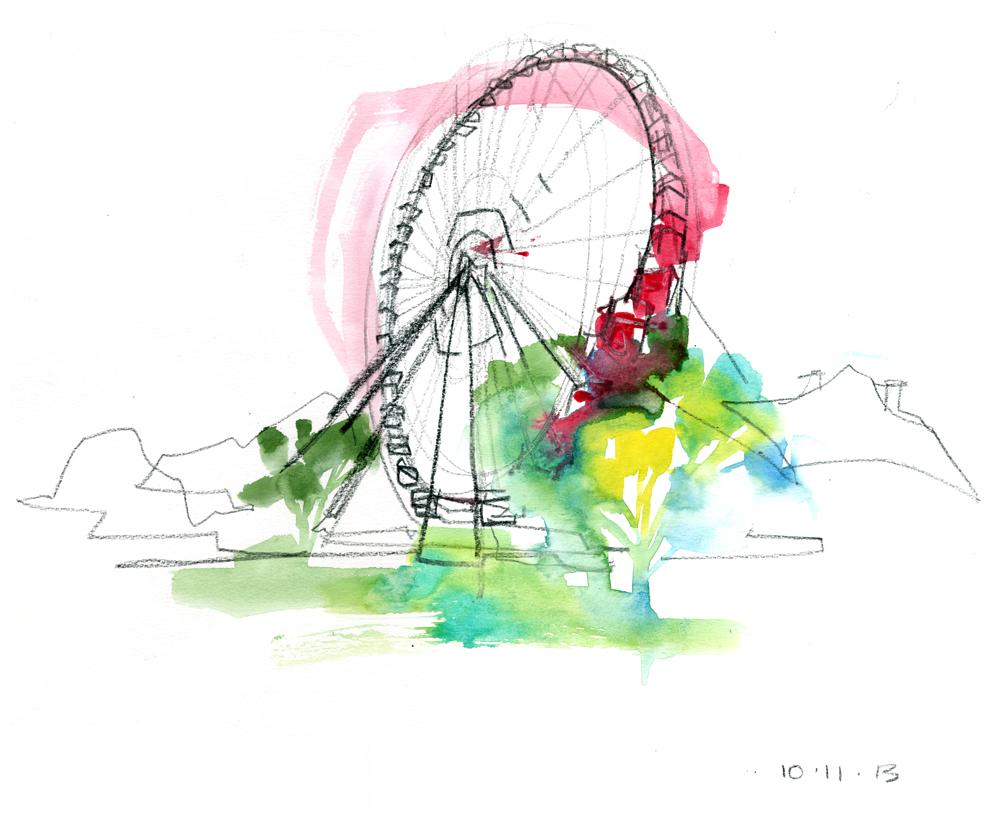 Navy Pier Ferris Wheel Chicago | Greg Betza