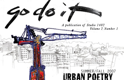 Studio 1482 Go Do It Issue 3