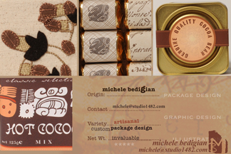 chocolate highlights - Michele Bedigian