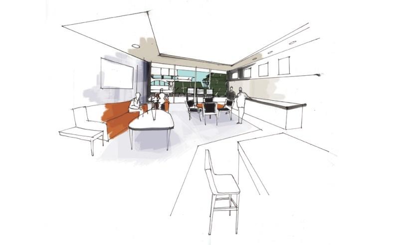 Citifield Luxury Suite | Greg Betza