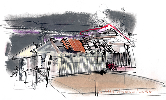New Orleans, Understanding Illustration   Veronica Lawlor