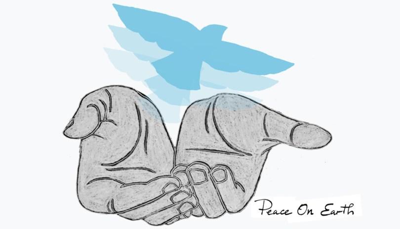 Peace On Earth by Despina Georgiadis