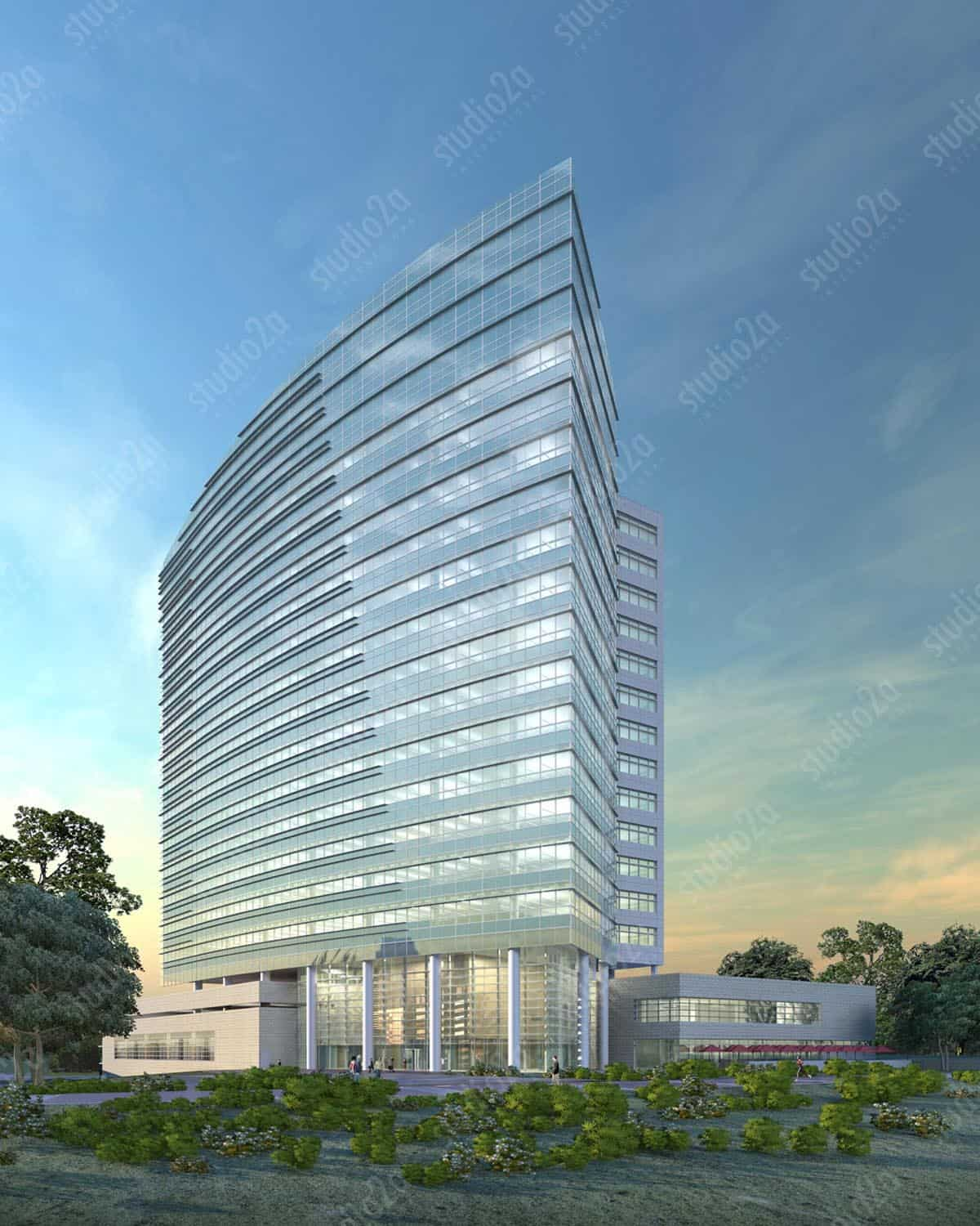 3D Rendering Animation For Architects Designers CALSTRS