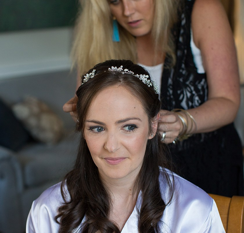 Bridal Hair & Makeup | Studio Two Salon