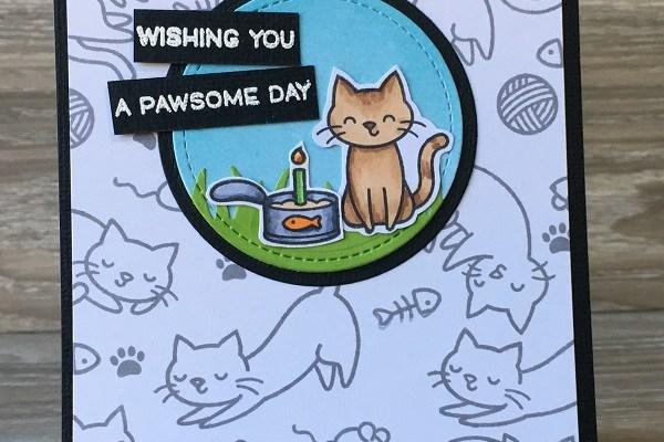 Wishing You A Pawsome Day