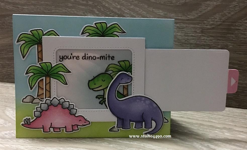 You're Dino-mite
