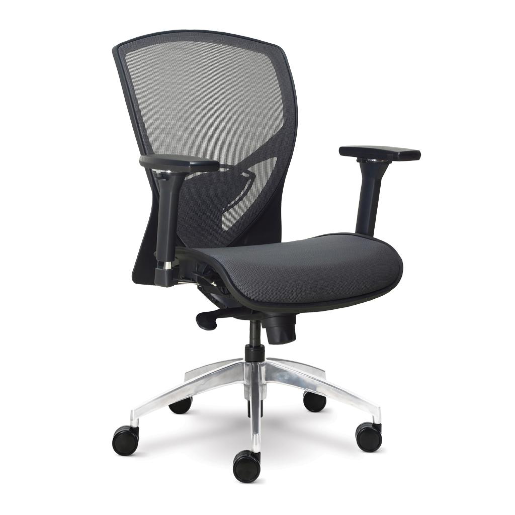 global furniture task office chair reviews diy patio cushion covers total mesh back and seat studio 71 gsa bpa