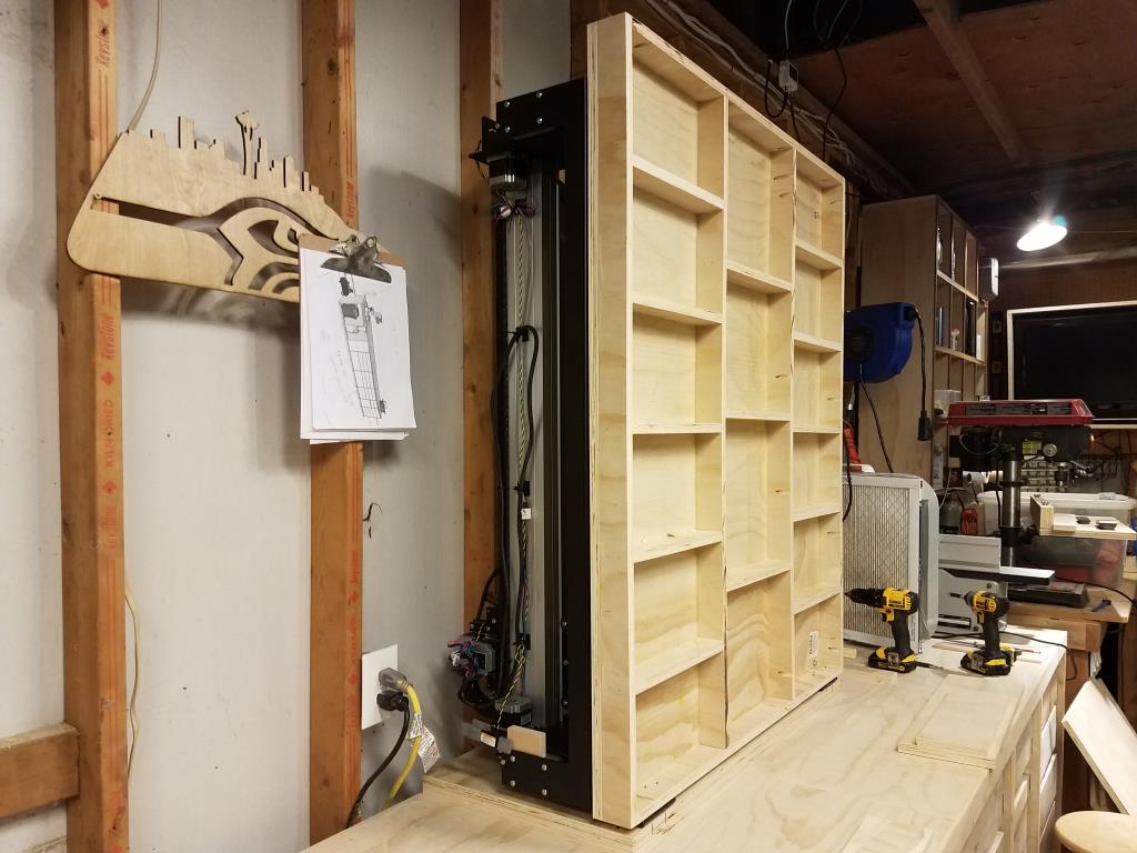 Shapeoko 3 Xxl Enclosure Plans