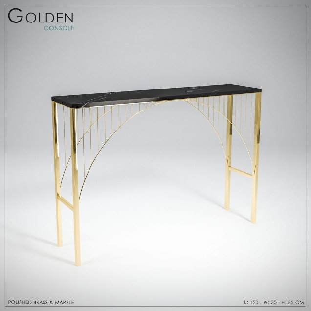 GOLDEN Console_GALERIE