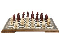 Alice in Wonderland Chess Set