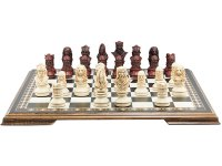 Richard the Lionheart Chess Set