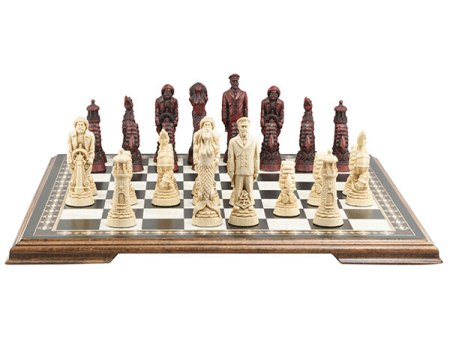 Nautical Chess Pieces
