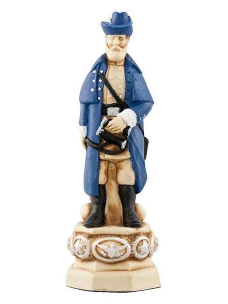 American Civil War Chess Pieces
