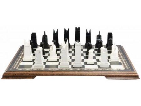 Art Deco Chess Pieces