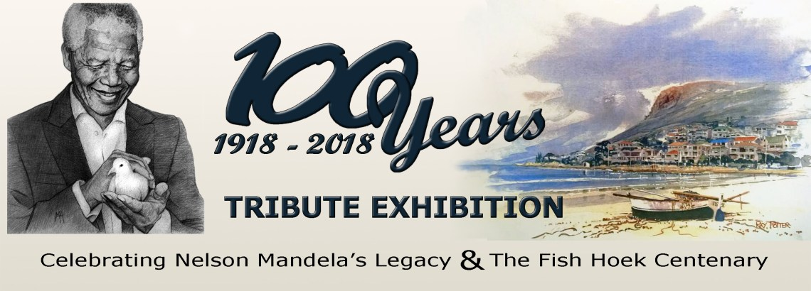 100 Years Tribute Exhibition Header