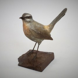 The Studio Art Gallery - Sculpture - Cape Robin by Chris Bladen (2)
