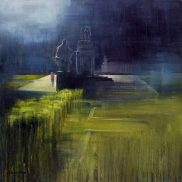 Karen Wykerd | The Studio Art Gallery - 'Jan Smuts Company Gardens'