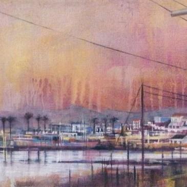 The Studio Art Gallery - Kalk Bay by Karen Wykerd
