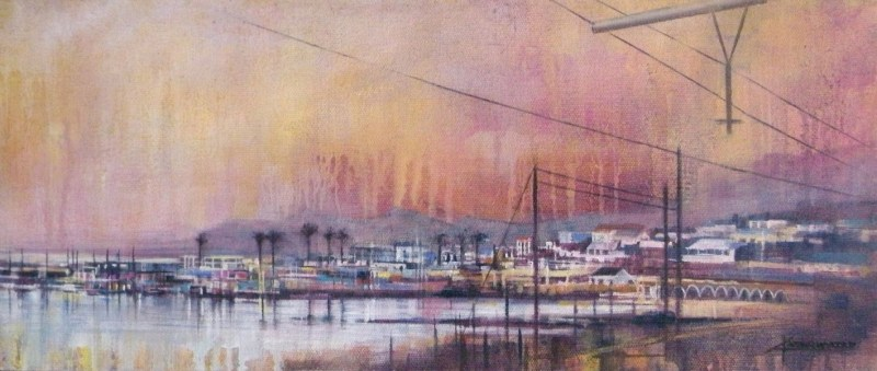 The Studio Art Gallery - Kalk Bay by Karen Wykerd