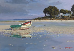 The Studio Art Gallery - Andrew Cooper - Stoffbergsfontein Churchaven Lagoon