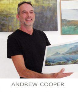Andrew Cooper | The Studio Art Gallery - Icon Pic