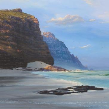 Andrew Cooper | The Studio Art Gallery - Diaz Beach Cape Point