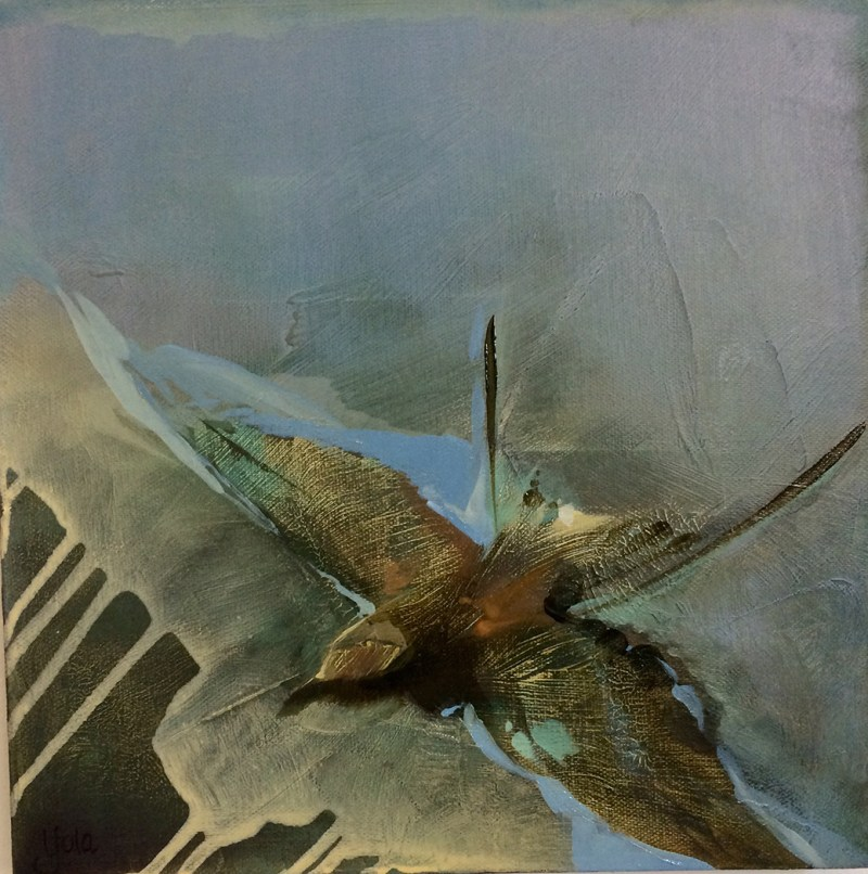 The Studio Art Gallery - Bee Eater by Yolo Quinn