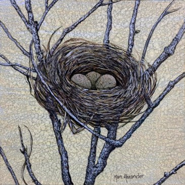 The Studio Art Gallery - Bird's Nest I
