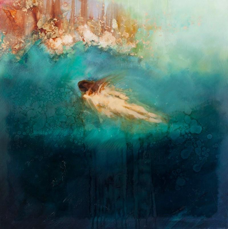 The Studio Art Gallery - Bodies of Water by Yola Quinn