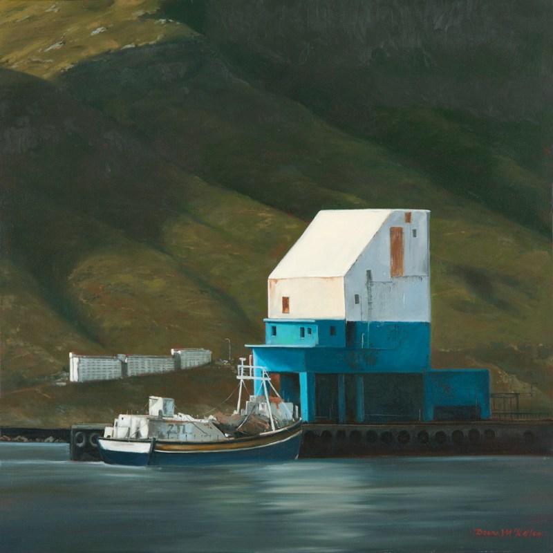The Studio Art Gallery - Hout Bay 860 by Donna McKellar