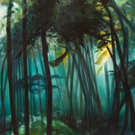 The Studio Art Gallery - Eco-Logic Awards 2019 - Artist for Nature Exhibition - Paula DuBois - Help Forest 2