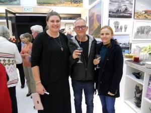 The Studio Art Gallery - St John - Vision 20 20 Opening Pic 24