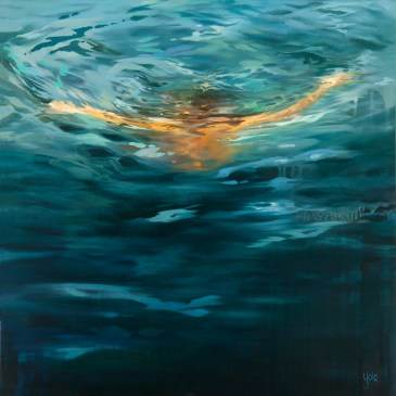 The Studio Art Gallery - Immersion by Yola Quinn