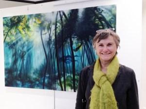 The Studio Art Gallery - Eco-Logic Awards 2019 - Artists for Nature Exhibition Pic 30 - Paula Dubois