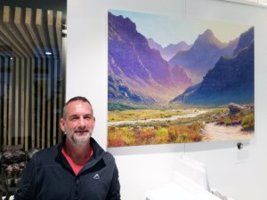 The Studio Art Gallery - Eco-Logic Awards 2019 - Artists for Nature Exhibition Pic 33 - Andrew Cooper