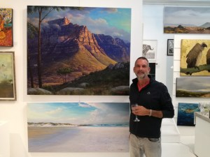 The Studio Art Gallery - Eco-Logic Awards 2019 - Artists for Nature Exhibition Pic 34 - Andrew Cooper