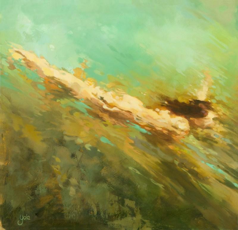 The Studio Art Gallery - Threshold by Yola Quinn