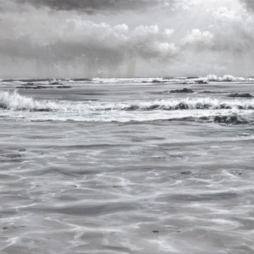 Andrew Cooper | The Studio Art Gallery - B&W Kommetjie, Cape Town, 70cm by 45cm, Acrylic on Canvas
