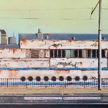 Donna McKellar | The Studio Art Gallery | Unpetrified - The Shame of Genova 835