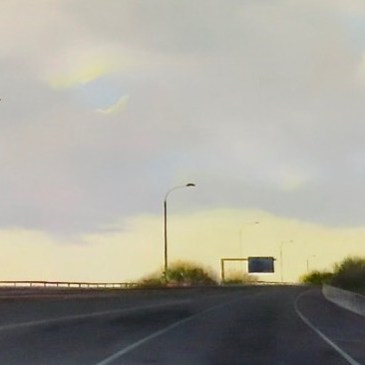 Donna McKellar - The Studio Art Gallery - The Long Road Home 882