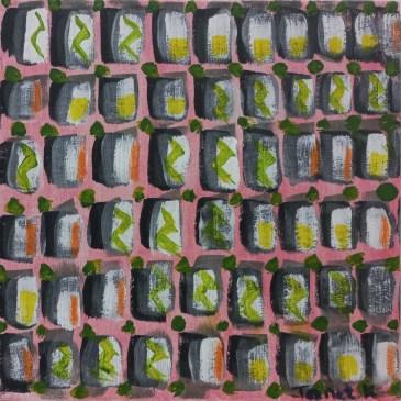 The Studio Art Gallery | 2021 Mandela Day Block Art Exhibition | Janet Kemp - Through the Window II