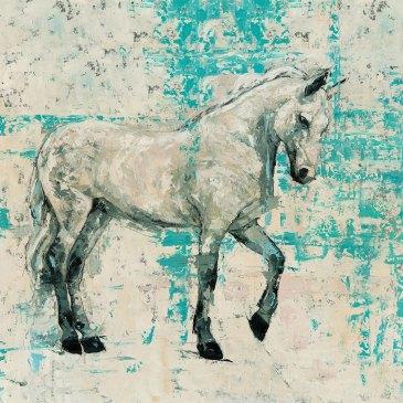 The Studio Art Gallery | 2021 Mandela Day Block Art Exhibition | Marc Alexander - Wild Horse